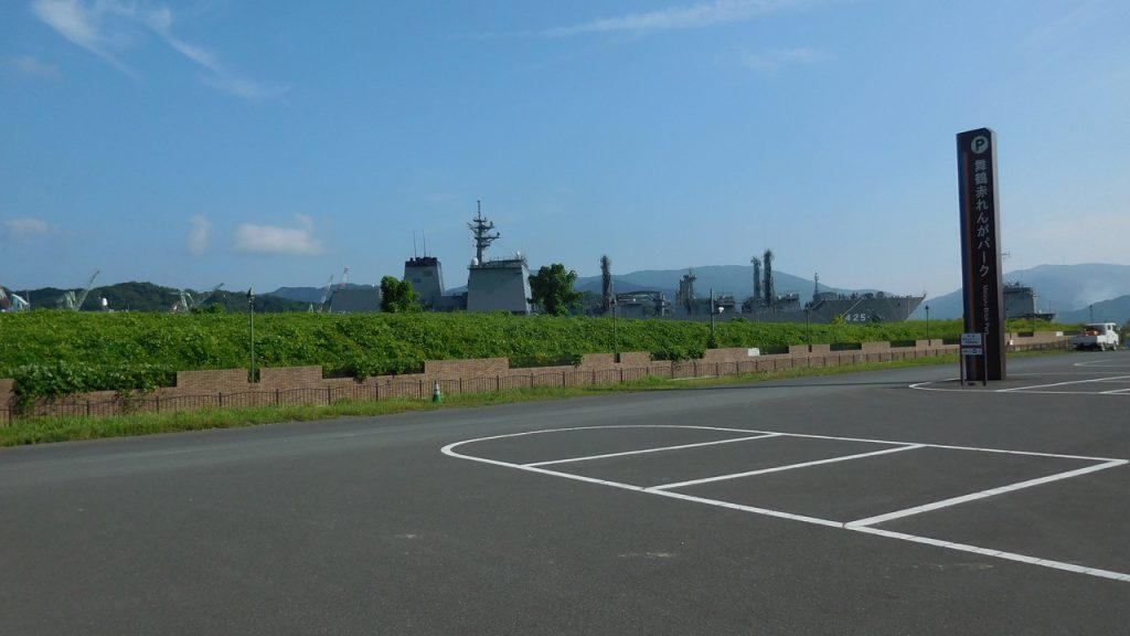 舞鶴の軍艦