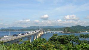 角島大橋渡ってみた