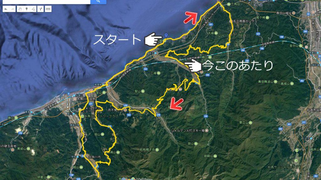 地図(エイド1)