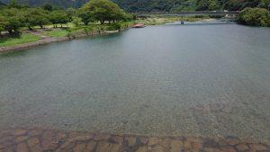 錦川の水質