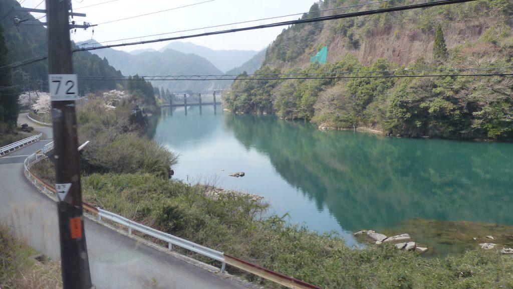 下呂温泉以降の景色2
