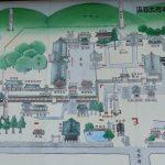 本宮境内図